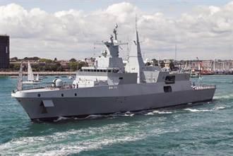 美國新巡防艦FFG-X有譜 5家廠商競爭