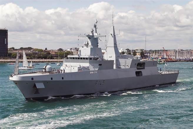 美國海軍正在評估下一代巡防艦FFG-X的可能樣式,德國的MEKO A-200是競標者之一(圖/Atlas Elektronik)