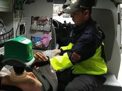 竹市一線救護車升級 全面配置自動心肺復甦機