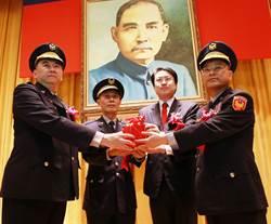 基隆市警局易主 黃明昭睽違32年回鍋變局長