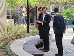 竹市府打造人本城市 西門通人行徒步區月底完工