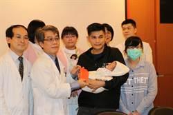 北榮、成大搶救52天新生兒 活體單葉肝臟移植成功創紀錄