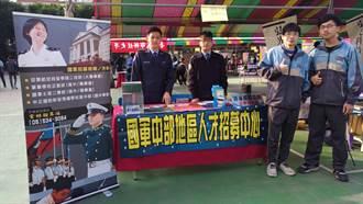 少子化高職升學博覽會 公私大學爭搶學生