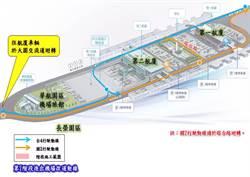 桃機場聯外交通動線 27日起雙階段調整