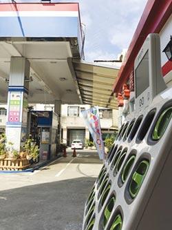 台灣中油 建置充換電站轉進綠電