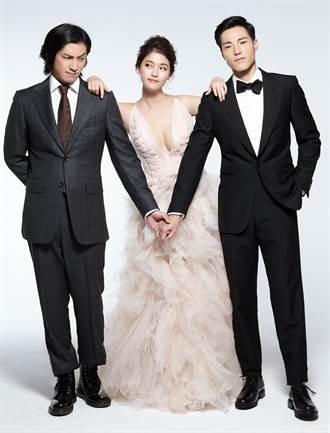 王樂妍《偽婚男女》扮「婆 」 擁雙帥自認女漢子
