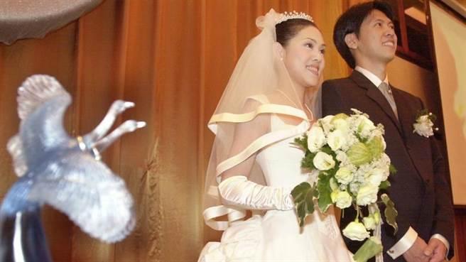 施振榮女兒施宣榕(圖左)與葉光章(圖右)16年婚姻傳觸礁。(本報系資料照片)