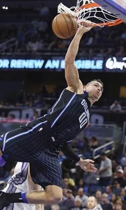 影》再拚灌籃王 戈登連3季參加灌籃大賽