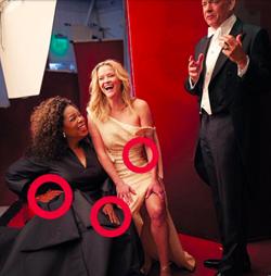 知名雜誌封面引3爭議!歐普拉長三隻手 金球影帝「被消失」