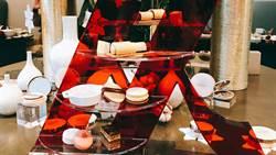 倒數五天!史上最強雪花秀跨界台北萬豪酒店下午茶,氣墊粉餅、口紅都變成甜點了!