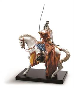 西班牙雅緻瓷偶 打造一代賽馬名瓷
