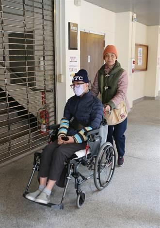 大學學測登場 身障考生赴台大考場