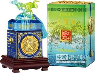 金門酒廠 春節禮盒 風靡市場