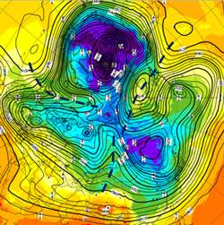 下周冷不停 吳德榮:漸進式寒潮爆發 影響超過一周