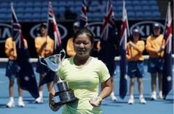 澳網青女雙料冠軍梁恩碩 WTA臺灣賽看得到