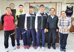 竹山高中羽球雙傑 入選國手