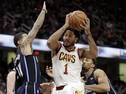 NBA》末節被冰原因曝光 羅斯:我去上廁所