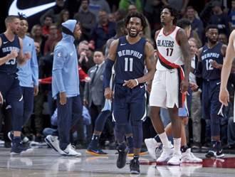 NBA》灰熊17連敗不算慘 七六人跨季28連敗寫紀錄