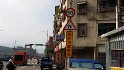 新版「相機」標誌告示牌上路 警方籲民眾勿超速