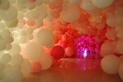 童話森林氣球展 上萬顆氣球嗨聚新光三越站前店