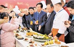 天津烹飪大賽 廚師亮絕活秀創意