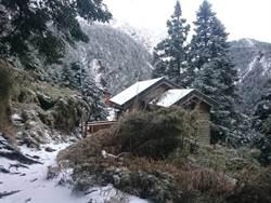 玉山冰封 雪管+「靜山」2月停止入園