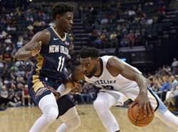 NBA》綠衫軍補強目標鎖定灰熊伊凡斯