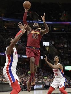 NBA》快艇想網羅詹姆斯 另組三巨頭?