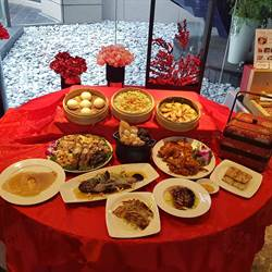 台中7期「雙橡園V1特區」獨家引進年菜外賣
