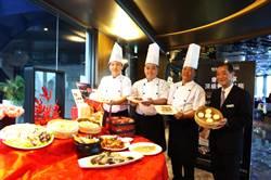 雙橡園V1特區拚服務 頂級餐廳年菜送到家