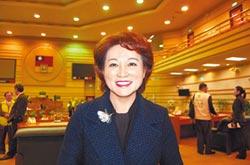 蕭淑麗質疑民調 藍分裂隱憂