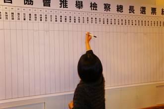 1300檢察官票選總長  今開票選五人供總統參考
