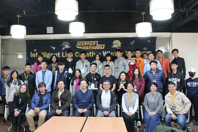第一科大創新創業教育中心主任魏裕珍表示,此次冬令營除了讓東南亞國家學生有機會到臺灣學習,也開放第一科大學生參加,除增進國際視野,也能認識新朋友,增加國際交流與學習的機會。(第一科大提供)