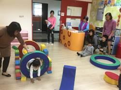 東港家福中心大變身 「親子遊戲室」溜小孩
