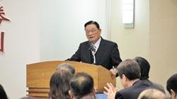 前海基會董事長江丙坤昏迷  急救後轉加護病房