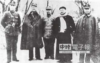 兩岸史話-意見已不被南京政府重視採納