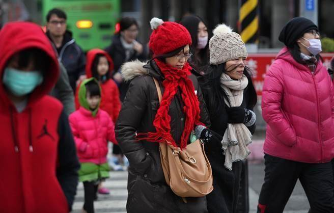 氣象專家預測,這波冷空氣不僅會冷到骨子裡,而且會冷很久。(本報系資料照)