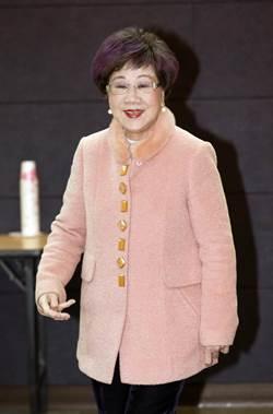 有意選台北市長 呂秀蓮:已和黨主席表態 耐心等待