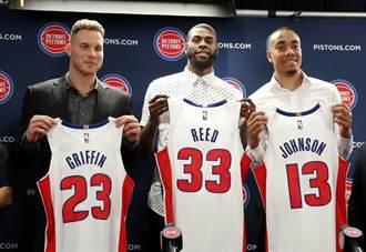 NBA》震驚被交易 葛瑞芬暗諷快艇不真心