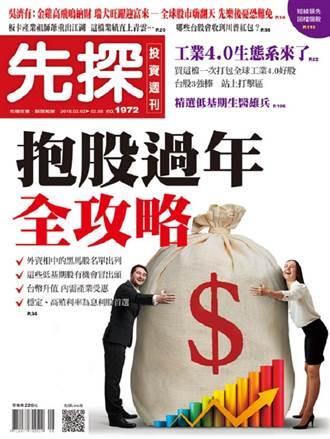 《先探投資週刊》吳濟有:金雞高飛鳴納財瑞犬旺躍迎富來