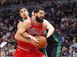 NBA》前公牛球員米洛提奇宣布染上新冠肺炎