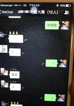 街頭逞凶還自稱「台南市刑警大隊」21惡煞遭正牌警逮