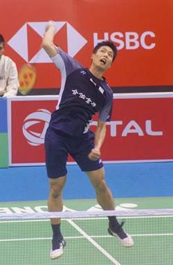 台灣史上第一人!周天成德國羽球賽二連霸