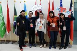 竹林中學王琳雅將代表國家前往比利時參賽