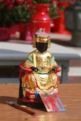 讓女神等了70年 北斗壽安宮開基媽周日將入火安座