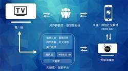蕭瑞麟專欄》跨屏聯動 電視業轉型破壞式創新