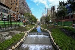 中市綠川恢復心跳 林強譜出綠川生命樂章