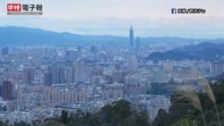 放假好去處!中和烘爐地 俯瞰台北美景像幅畫