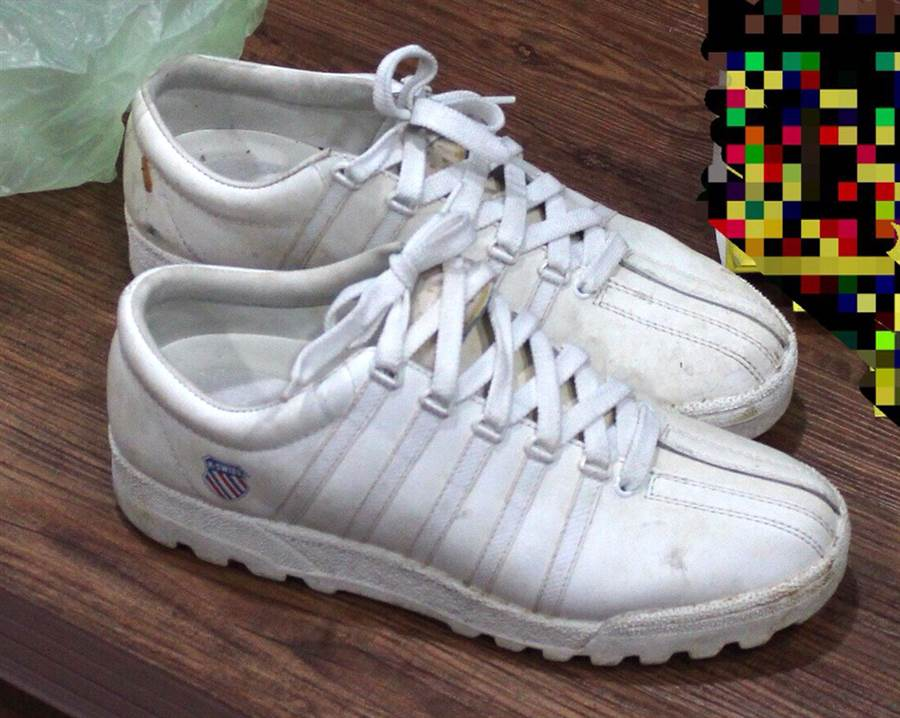 球鞋示意圖,非當事鞋。(呂素麗翻攝)