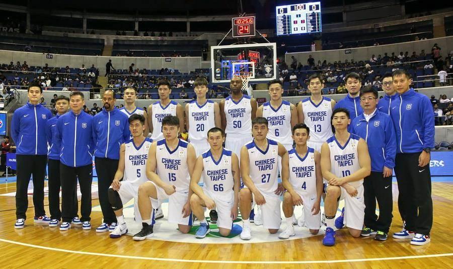 備戰世界盃亞洲區第2階段資格賽的中華男籃,將於5日上午開訓。(中華籃協提供)